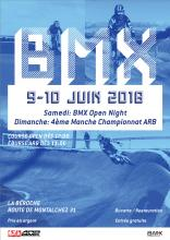 BMX Club de la Béroche - Open night
